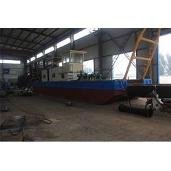 北京抽沙船_青州远华环保科技(在线咨询)_18寸抽沙船图片