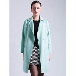 宇之巅、适合特卖双面羊毛大衣、双面羊毛大衣图片