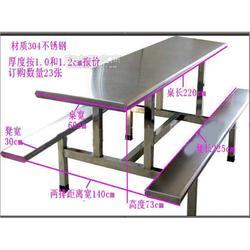 不锈钢餐桌椅生产厂家/不锈钢餐桌生产商/不锈钢餐桌图片