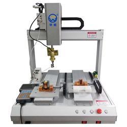华唯(图),二轴自动焊锡机,焊锡机图片