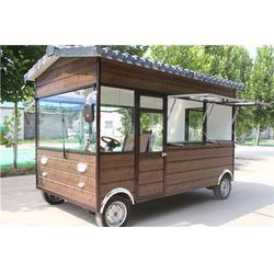 电动餐车、四季飘香餐车、武汉餐车图片