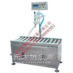 灌装机生产厂家yantai流动性液体灌装机圳鲁称重灌装机图片