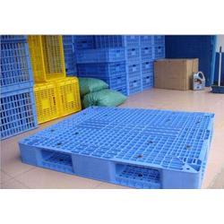 杭州塑胶卡板-深圳乔丰塑胶-田字塑胶卡板图片