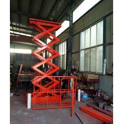 江西固定剪叉式升降机-剪叉式升降平台-金江液压图片