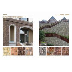佛山文化砖 外墙-中意万达陶瓷(在线咨询)文化砖图片