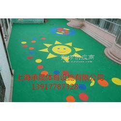 宝山塑胶地坪厂家图片