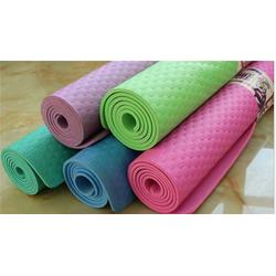 轻鸿工艺品 瑜伽垫厂家 清洗瑜伽垫图片