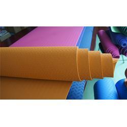 浙江eva瑜伽垫厂家|轻鸿工艺品|软木瑜伽垫厂图片