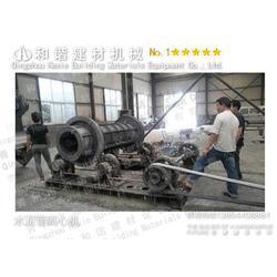 水泥制管机品牌、海南水泥制管机、和谐机械(图)图片