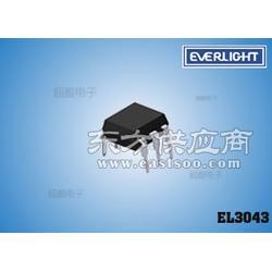 亿光双向可控硅光耦 EL3043图片