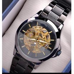 特和机械表,金色机械表品牌,金色机械表图片