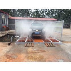 工程车辆洗轮机、车辆洗轮机、睿聚工贸(图)图片