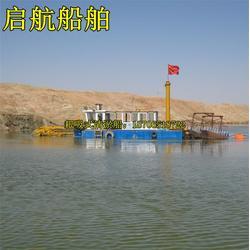 挖泥船、广东挖泥船参数、遂宁耙吸式挖泥船图片