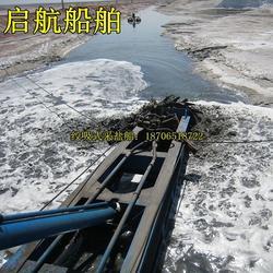 青海采盐船厂家,采盐船,伊犁小型绞吸采盐船参数图片