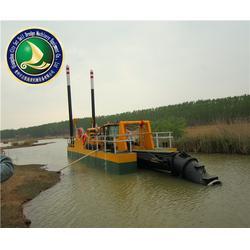 清淤船|启航电动机械清淤船(在线咨询)|淤泥脱水河道清淤船图片