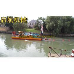 清淤船|启航疏浚(在线咨询)|池塘清淤船图片