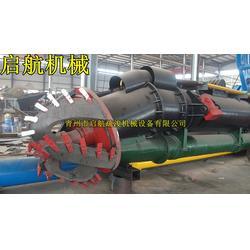 大型耙吸式挖泥船_挖泥船_启航疏浚(图)图片