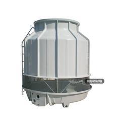 圆形逆流式冷却塔厂|晟隆玻璃钢(在线咨询)|林芝冷却塔图片