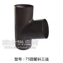 排水管金属排水管、彩铝雨水管图片