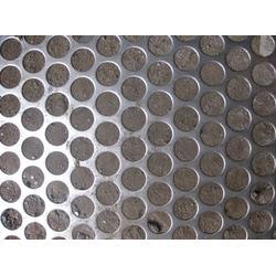 镀锌板冲孔网防盗专用|双涛筛网|镀锌板冲孔网定做图片