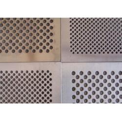 镀锌板冲孔网|防护罩|双涛筛网图片