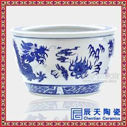 陶瓷大缸 大缸 手绘陶瓷大缸图片
