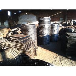 贺州铸铁井盖销售处、鸿福管业图片