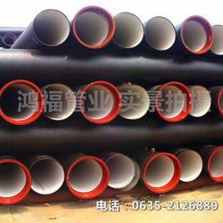 铸铁承插给水管(多图)、南京球墨铸铁管经销商图片