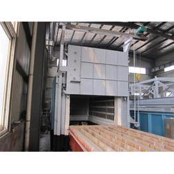 南京长江工业炉(图)、台车炉厂家、高安台车炉图片