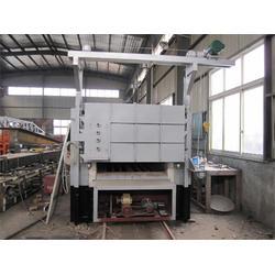 杭州台车炉厂家,南京长江工业炉,杭州台车炉图片