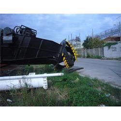 绞吸式挖泥船铰刀头生产-挖泥船配件-启航疏浚图片
