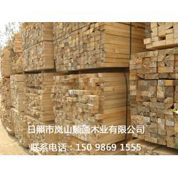 建筑木方生产厂家、建筑木方、顺通木材图片