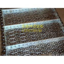 汉中耐热不锈钢链板-美德网链-生产耐热不锈钢链板图片