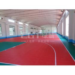 拼装地板厂家_拼装地板_绿城体育(在线咨询)图片