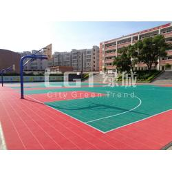 悬浮地板、CGT绿城、幼儿园悬浮地板