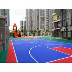 拼装地板|CGT绿城|悬浮式拼装地板厂家图片