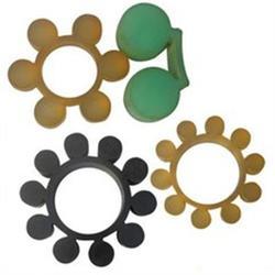 中大集团厂家|吸振性聚氨酯梅花垫|湖南聚氨酯梅花垫图片