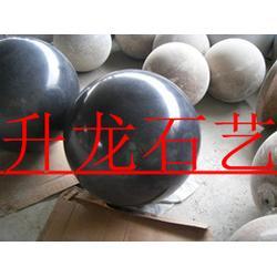 莱州升龙石艺(图)、石头球石头花盆、石头球图片