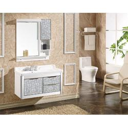 郧西实木浴柜、紫东来厂家直销、实木浴柜好吗图片