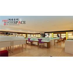 许昌眼镜柜台制作,郑州视尚空间装饰(在线咨询),眼镜柜台制作图片