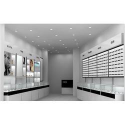 郑州视尚空间装饰(图)|订做眼镜柜台|眼镜柜台图片