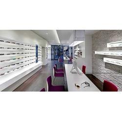 眼镜展柜|郑州视尚空间装饰|安阳眼镜展柜厂家图片