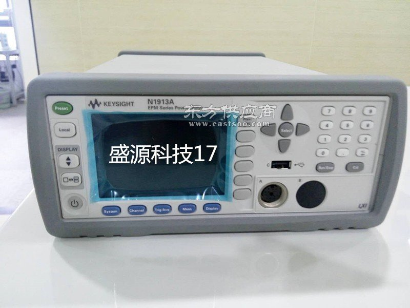 是德/安捷伦N1913A,N1914A,N1911A,N1912A,E4416A,E4417A功率计图片