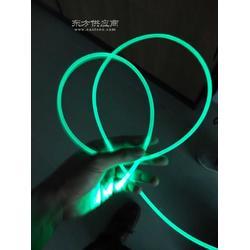 供应6mm大芯径通体光纤/塑料光纤,汽车氛围灯光纤图片