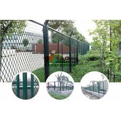 润程金属、道路护栏、城市道路护栏厂家图片