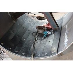 泰达橡塑专业施工(多图)|辽宁聚乙烯料仓衬板图片