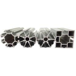 方柱展架铝料-标摊铝料-铝料图片