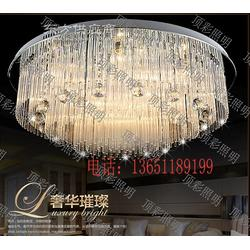 水晶灯 吊灯LED顶彩品质卓越用心制作图片