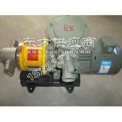 MCB不锈钢磁力驱动齿轮泵结构简单,紧凑,适用性强图片