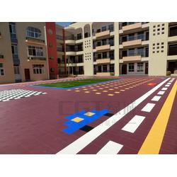 室外拼装地板、拼装地板、CGT绿城图片